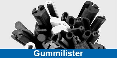Gummilister